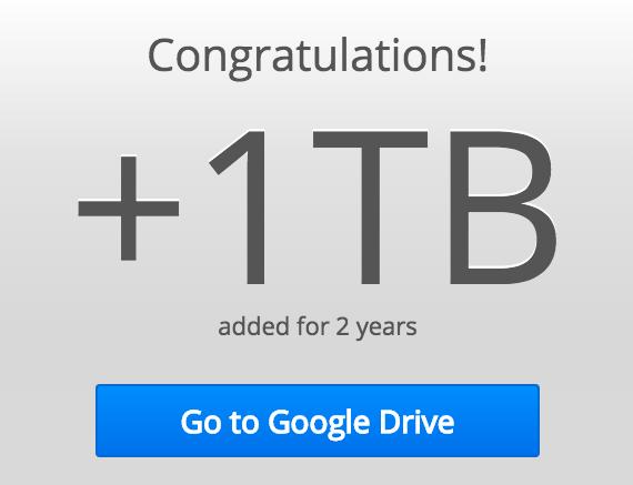 Google local guide 1TB