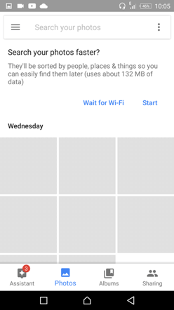 restore foto dan video guna google photos