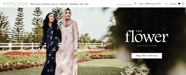 pop look website online shopping malaysia