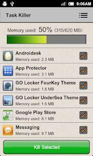 task killer untuk matikan background apps android