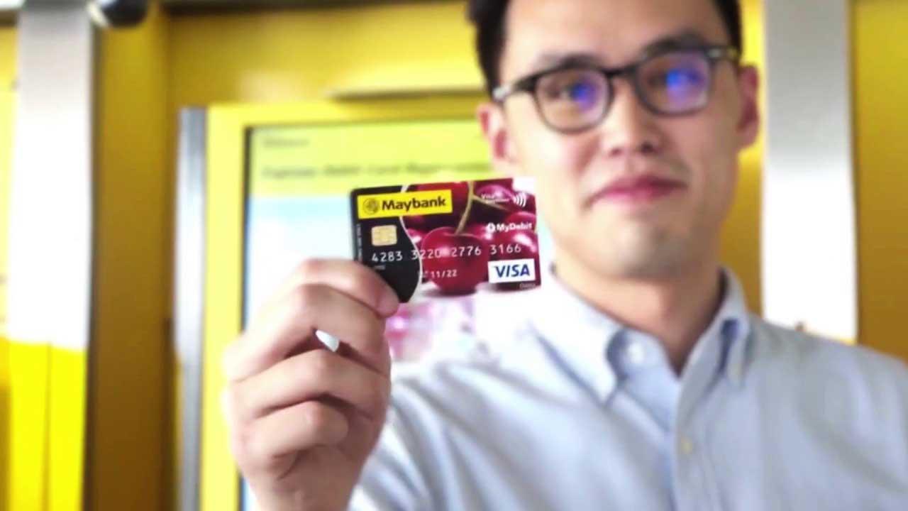 Cara Aktifkan Debit Kad Maybank Untuk Transaksi Online Luar Negara