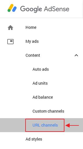 menu url channel