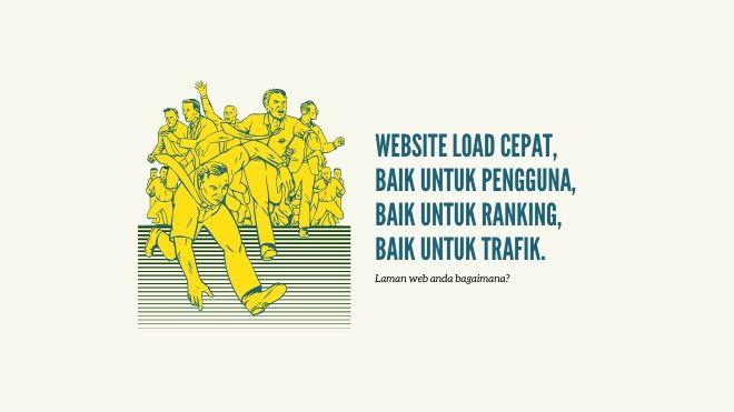 cara lajukan laman web anda
