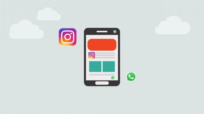 Cara Buat Link WhatsApp di Instagram