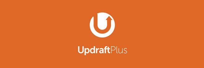 plugin updraftplus untuk backup