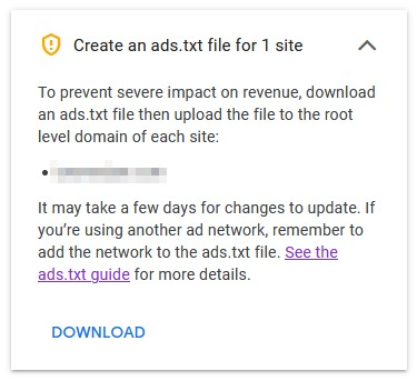 download ads txt file