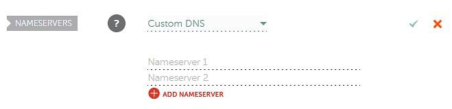 contoh cara tukar nameservers untuk hosting namecheap