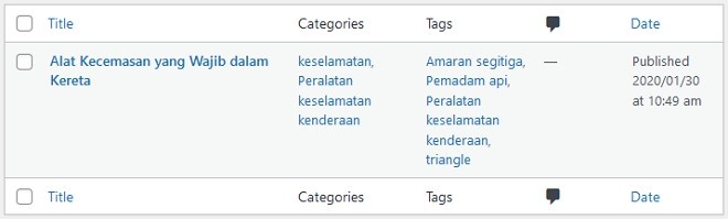 contoh post banyak tag